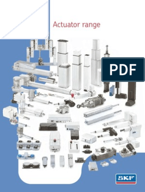 Actuator Range | Mains Electricity | Electrical Connector on