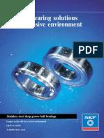 Skf Bearings for Corrosive Atmosphere