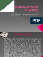Manipulacion de Alimentos2013 (2)