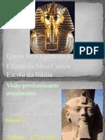 Quem Foi o Faraó Do Êxodo_v2