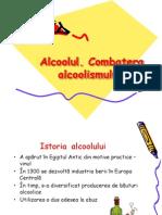 prezentarea alcoolul