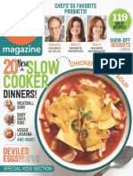 Food Network Magazine - April 2014 USA
