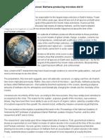 End Permian Extinction
