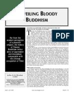 Unveiling Bloody Buddhism (Tibet Shamanism Oppression by Dalai Lamaism Torture History D'Montford NexusMag 2004)