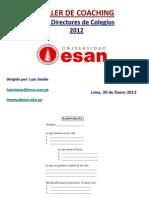 Coaching PAE Directores Colegios Lima_Sesiones 1-3