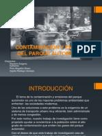 Contaminación y Emisión Del Parque Automotor-1