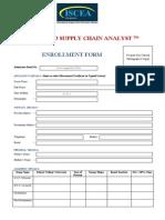 Ptak Prize - CSCA Enrollment Form Docx
