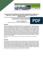 3º Encontro Nacional de Pesquisa-Projeto-Produção Em Concreto Pré-Moldado - Artigo