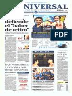GradoCeroPress-Planas Impresas de Medios Nacionales.