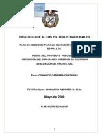IAEN-M034-2008