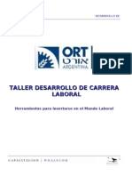 Desarrollo de Carrera Laboral - Manual 09