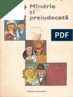 021. Jane Austen - Mandrie Si Prejudecata [v. 2.0]