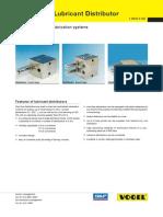 DUOFLEX Lubricant Distributor