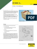 Flow Limiting Device SP SMB 14