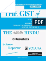 The Gist MAR 2013