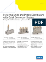 Metering Units and Piston Distributors