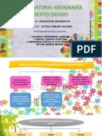 Programa Sexto Grado Geografía