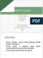 Tumor Tulang Jinak Primer