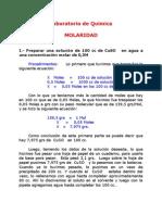 P8 Molaridad