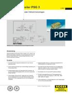 Segmentverteiler PSG 3