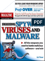 Wiley - PC Magazine Fighting Spyware Viruses and Malware