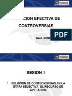 Presentacion.solucion de Controversias