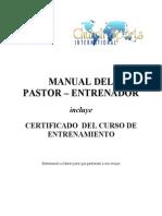 Pastor Entrenador