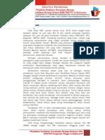Proposal Pelatihan Fasilitator Kesehatan Remaja KSR PMI PT se-Indonesia