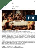 600 La Última Cena Pascual