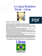 Livro Libras