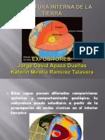 GEOFISICA-ESTRUCTURA INTERNA DE LA TIERRA.pptx