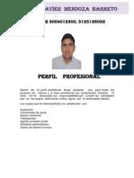 HOJA DE VIDA  ACTUALIZADA  DE OnOFRE MEnDOZA