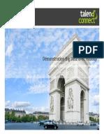 Talend Connect Paris Demo Bigdata