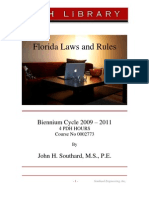 0002773-Florida Laws and Rules