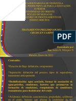 2do Examen Parcial Deshidratación