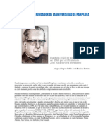 Vida y Obra Del Fundador de La Universidad de Pamplona-leccion2