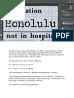 Honolulu Halos