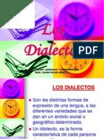 Diapositiva 04 _ Los Dialectos