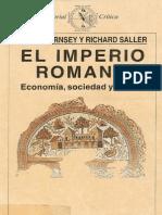 166053428 Garnsey P Saller R El Imperio Romano
