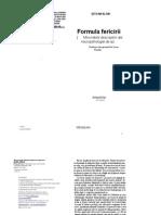 Stefan Klein, Formula Fericirii