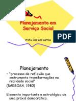 Planejamento Em Servic3a7o Social