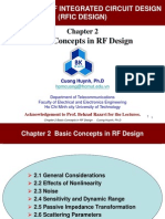 Chapter2 Basic Concepts in RF Design