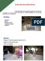 Solucion Salina Isotonica