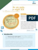 Historia de Un Pais - La Republica Conservadora