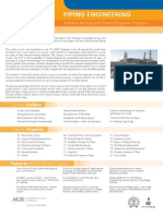 PE600 Brochure PipingEngineering