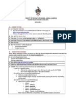 Financial Information and Registration Guidelines 2010-11