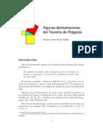 Teorema de Pitágoras Algunas demostraciones del .pdf