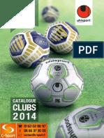 Uhlsport Clubs 2014