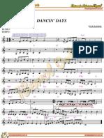 Dancin' Days-Lulu Santos