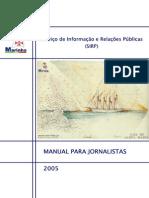 Manual Jornalistas 2005